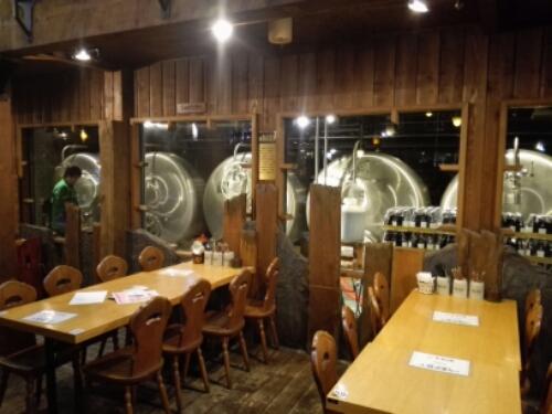 Otaru Beer Brewery