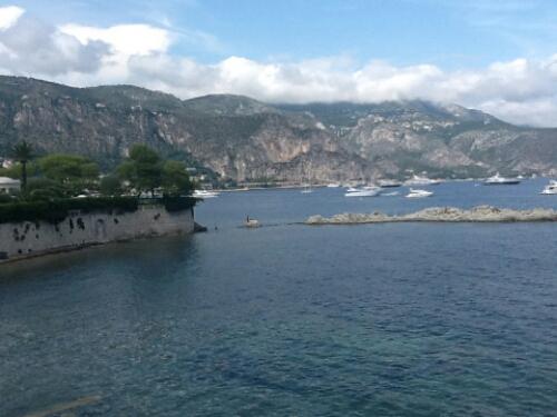 View from Saint-Jean-Cap-Ferrat
