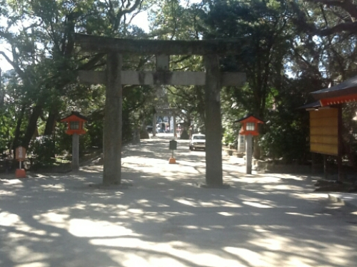 Sumiyoshi Shrine