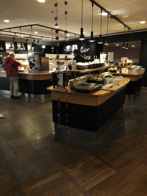 SAS Lounge Kastrup Copenhagen