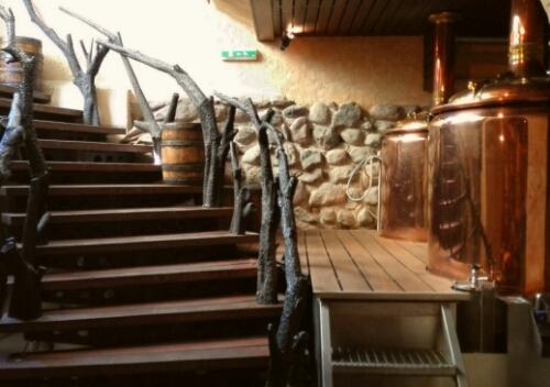 Prie Katedros Brewery Restaurant