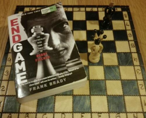 Bobby Fischer. Endgame by Frank Brady