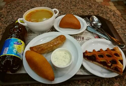 Puzata Hata, a Ukrainian Restaurant