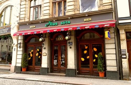 Lido Restaurant in Riga