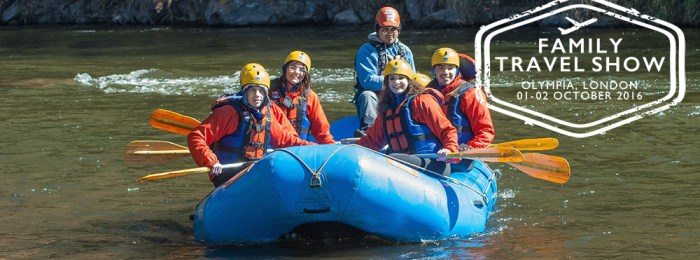 Family Travel Show – Special Offer