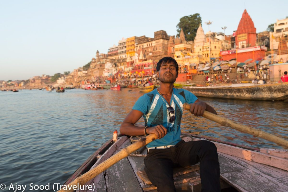 Varanasi – Of Sarees, Ghats and Gharanas