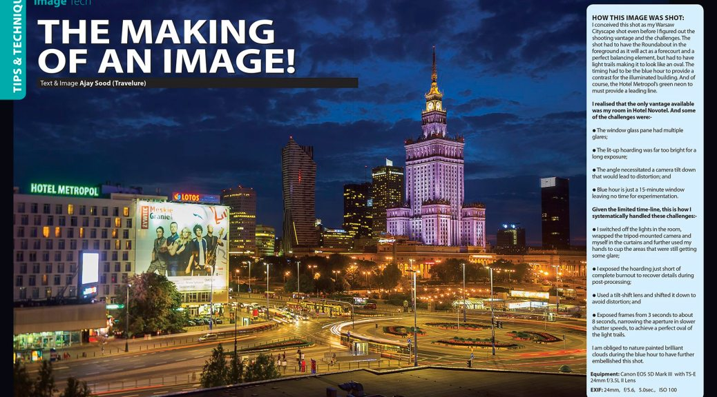 Warsaw Nightscape S