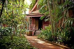 Jim Thompson's houses