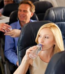Health advice for long haul plane flights