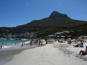 Beaches in Cape Town - Clifton