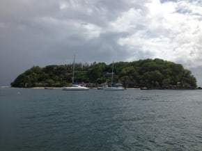 Young Island in St Vincent