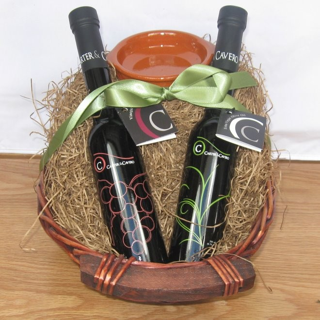 Olive oil and Vinegar gifts