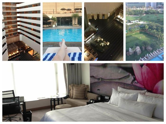 Westin Mindspace Hyderabad - a very well appointed business hotel