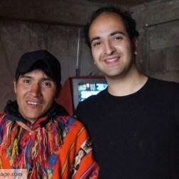Local Quechua Man