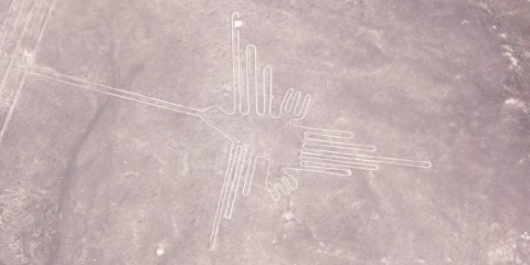 Lines and Geoglyphs of Nasca and Pampas de Jumana