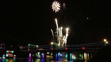 Discover The Louisiana Holiday Trail of Lights