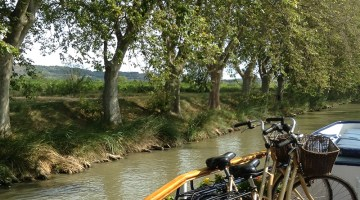 Up a Lazy Canal: Cruising the Canal du Midi in France