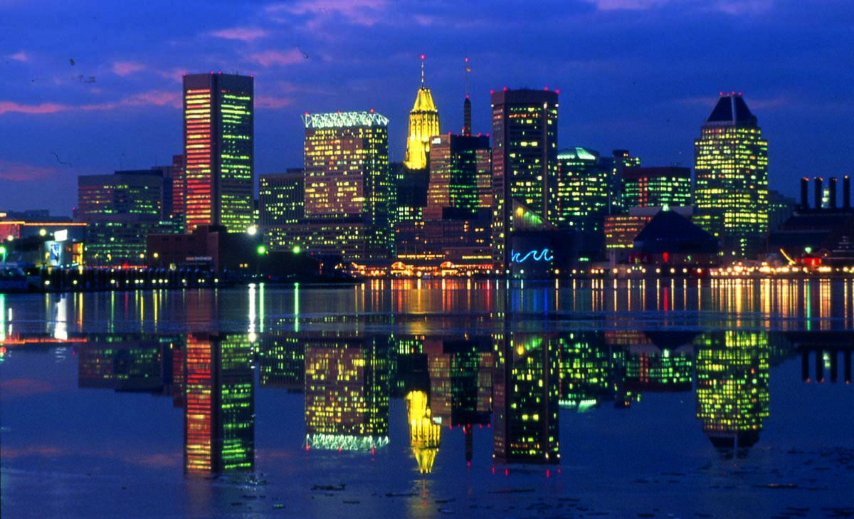 Baltimore: the coolest city on the eastern seaboard
