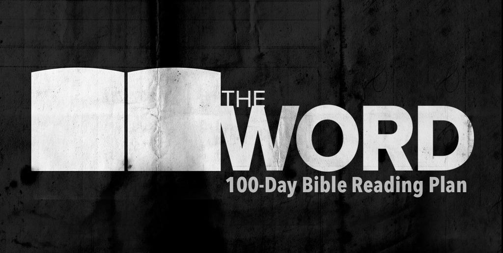 The 100-Day Bible Reading Plan