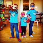 For all the Family Camp superheroes out there!