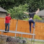 Don't Try This At Home – Trampoline Edition