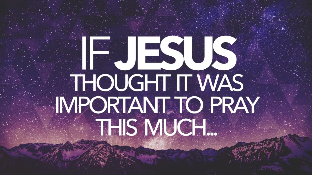 if jesus