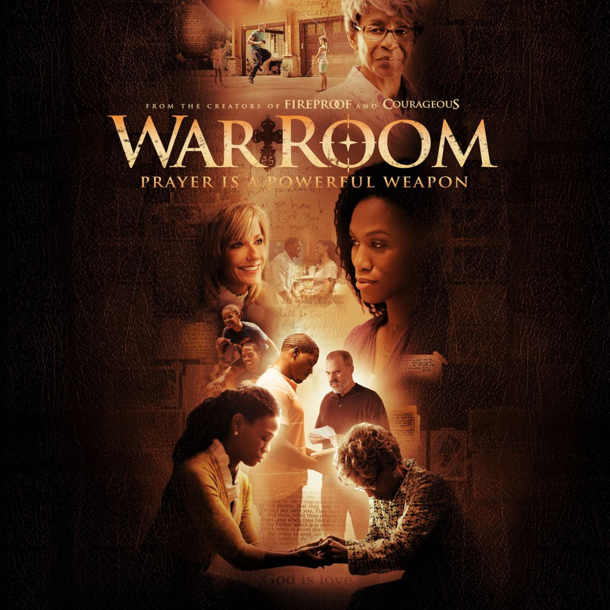 War Room: A Movie Practiced Before It Was Produced