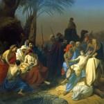 Brothers Sell Joseph into Slavery Konstantin Flavitsky, 1855