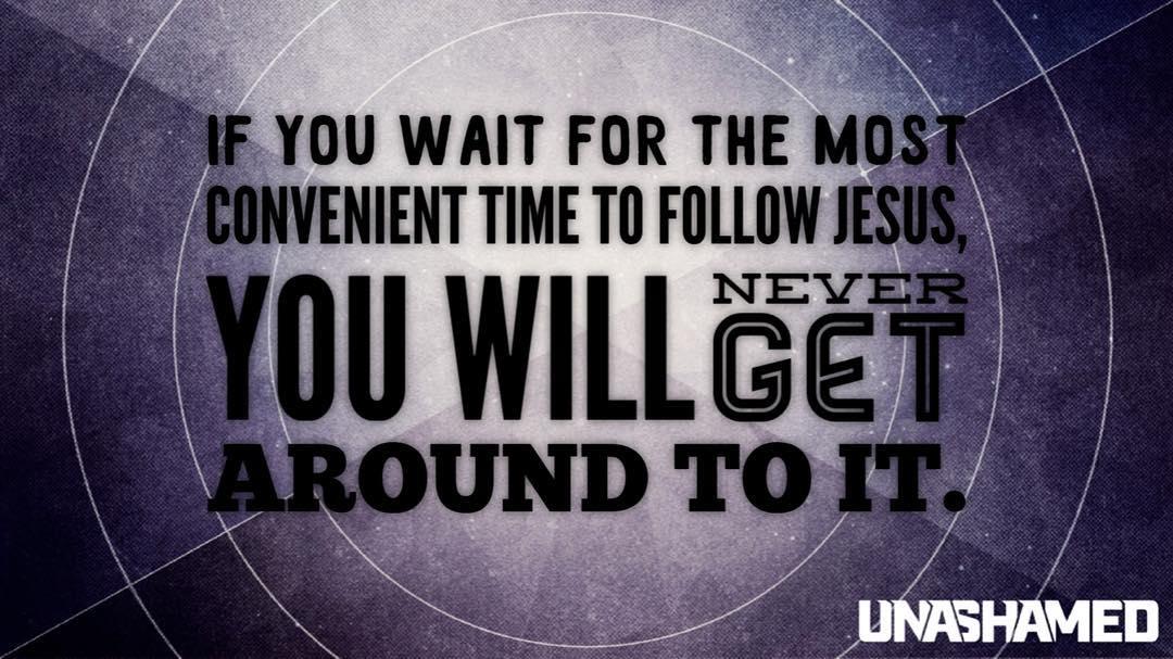 Go. And go now. #unashamed #csufuge16