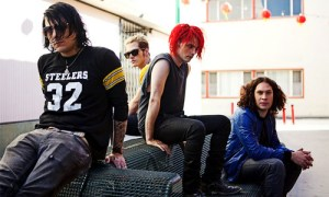 College Kids React To My Chemical Romance