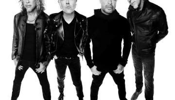 Metallica To Headline 2017 South American Lollapalooza Festivals
