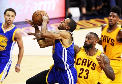 Warriors defeat Cavaliers, 103-82, in Game 4 to even NBA Finals series - LA Times