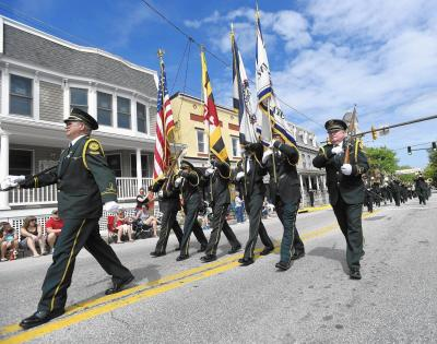 Tradition continues: Westminster readies for 150th Memorial Day parade - Carroll County Times