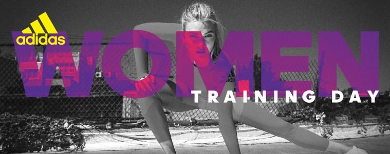 adidas women trainig day