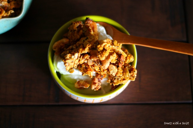 Pumpkin-Spiced-Granola 4