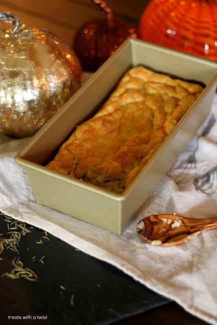 Pumpkin Rosemary Spoon Bread 2