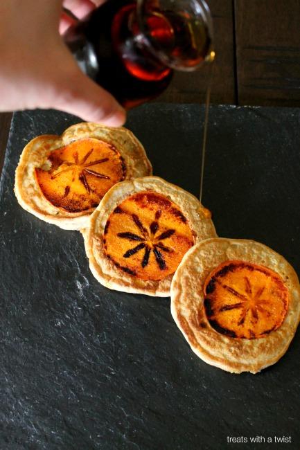 Persimmon Pancakes 4