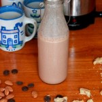 Choc Chip Cookie Creamer // treatswithatwist.com