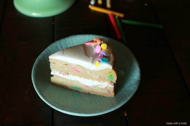 Confetti Cake 5