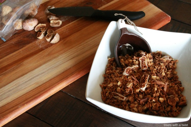 Fig Macaroon Granola 2