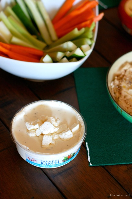 Sabra - Tailgating - Ranch