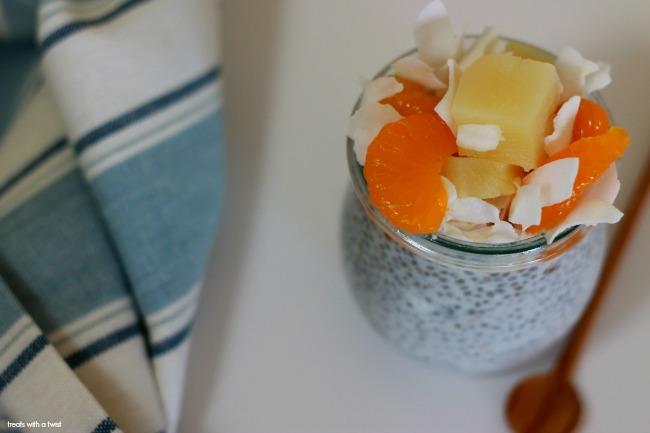 Spring Fruit Salad Chia Pudding 2