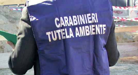 sequestro rifiuti tossici ospedale cardarelli da parte del noe dei carabinieri