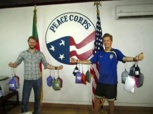 Peace Corps Hammocks Cameroon
