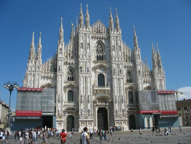 milan city break