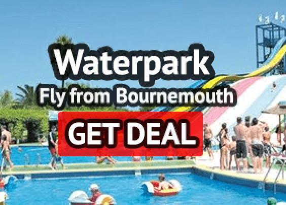 Waterpark all inc holiday from Bournemouth
