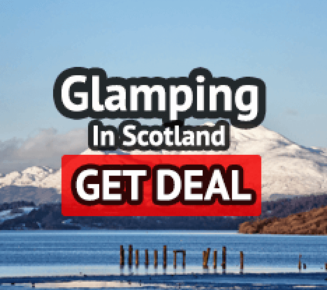 5* Glamping in Scotland
