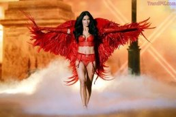 Adriana Lima - Parisian Nights