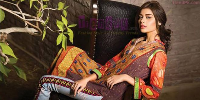 Asim Jofa Winter Collection 2014 – 2015