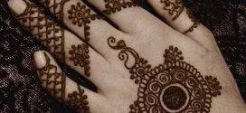 Mehndi Designs For Girls 2015